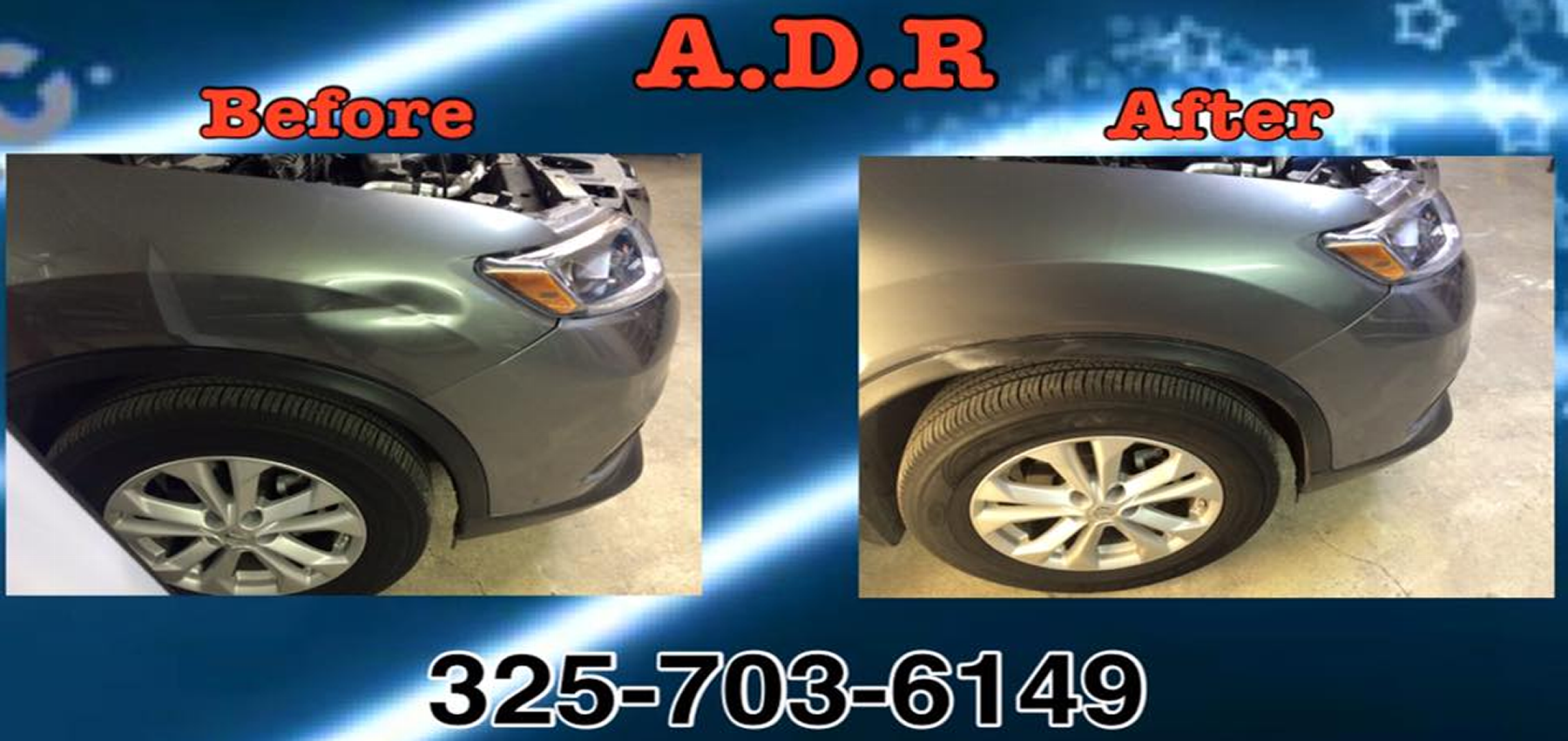 Auto Dent Removal San Angelo